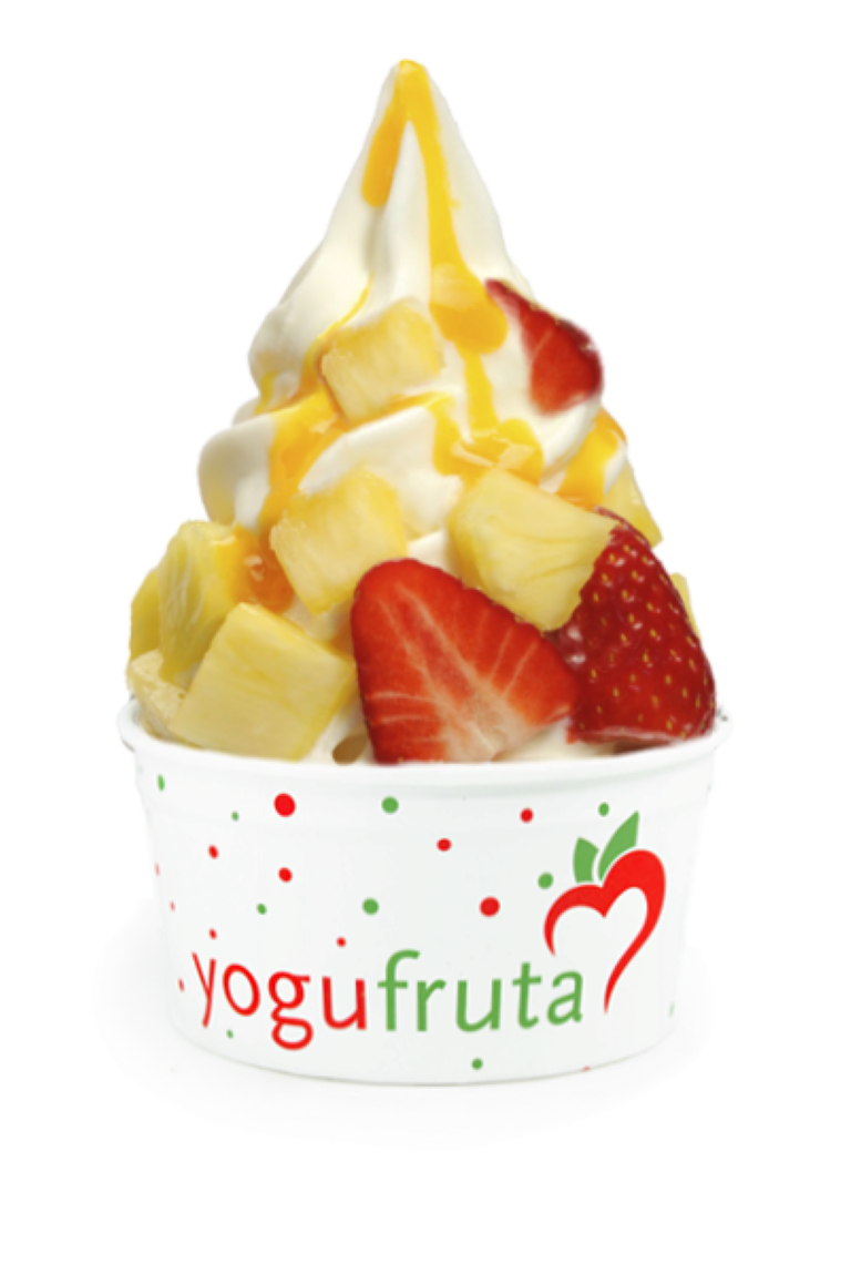 Yogurt Helado Yogufruta